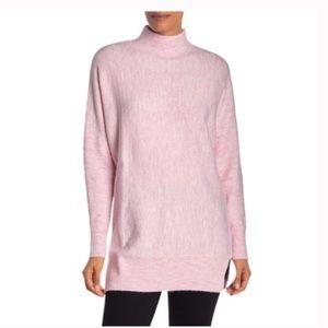 NWT Magaschoni Mock Neck Dolman Sweater xs